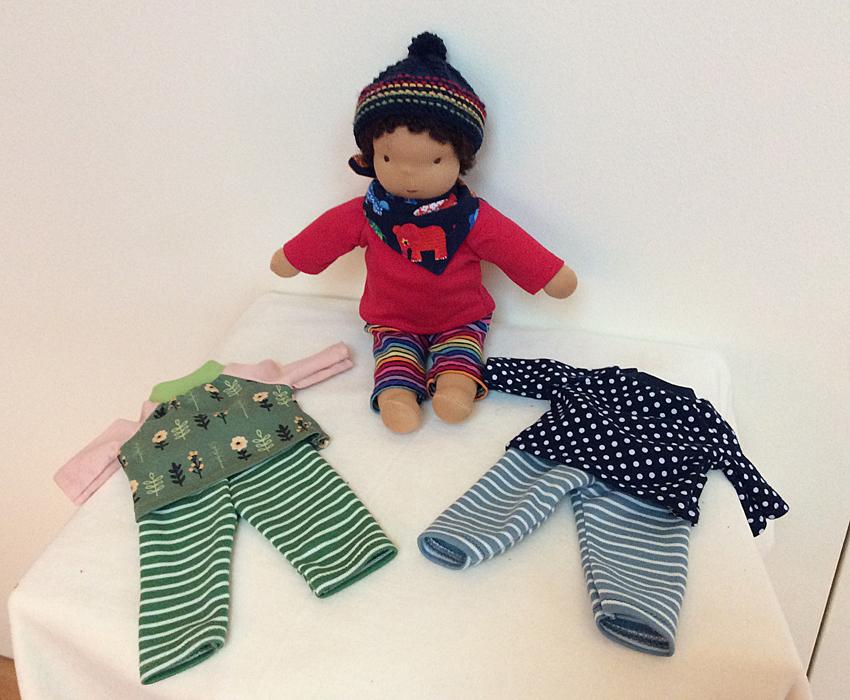 Puppenmitmacherei Teil 5