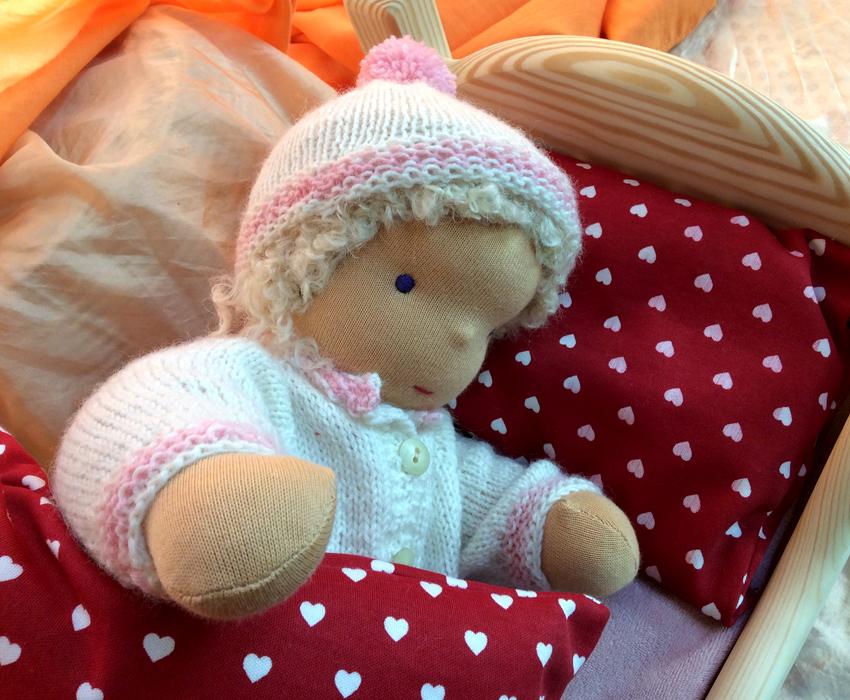 babypuppe eine anziehpuppe für kinder ab 3 jahren