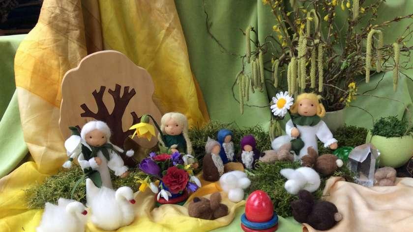 Durch die Jahreszeiten – Ostern