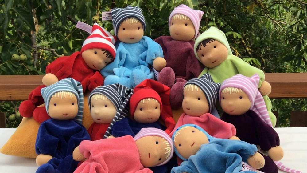 Püppchen für Neugeborene