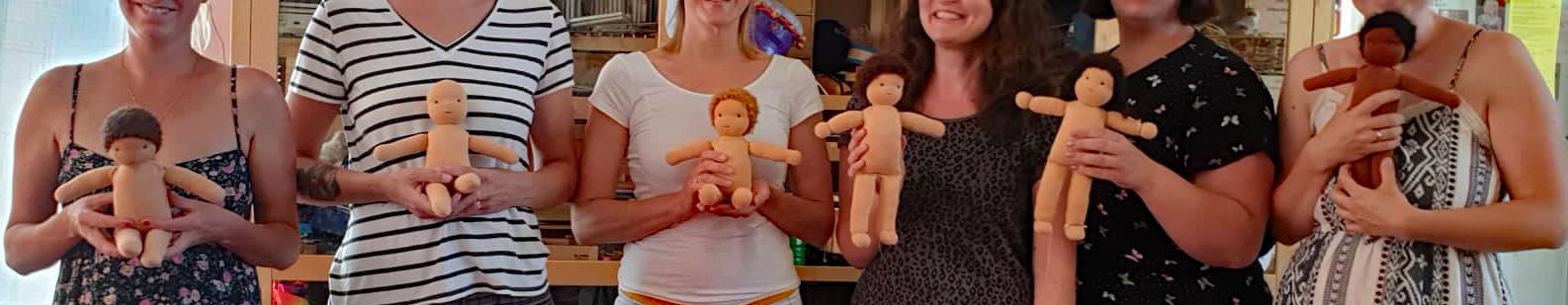 Mein Puppenkurs